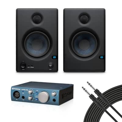 presonus eris e4 5 audiobox ione studio kit presonus from inta audio uk. Black Bedroom Furniture Sets. Home Design Ideas