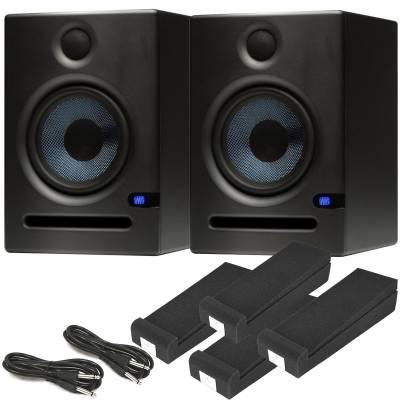 presonus eris e5 studio speaker kit presonus from inta audio uk. Black Bedroom Furniture Sets. Home Design Ideas