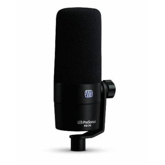 Presonus PD-70 - Dynamic Caridioid Broadcast Microphone