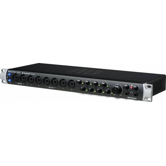 PreSonus Quantum 2626 26x26 Thunderbolt 3 Audio Interface