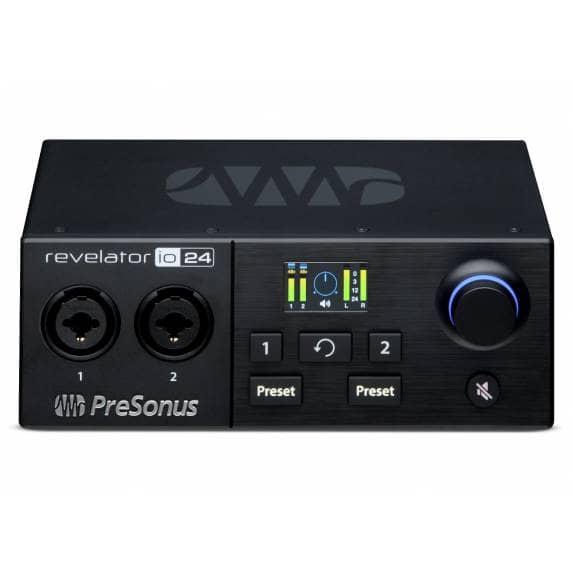 PreSonus REVELATOR IO24 USB-C Audio Interface