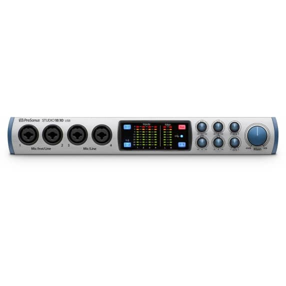 PreSonus Studio 18|10 USB Audio Interface