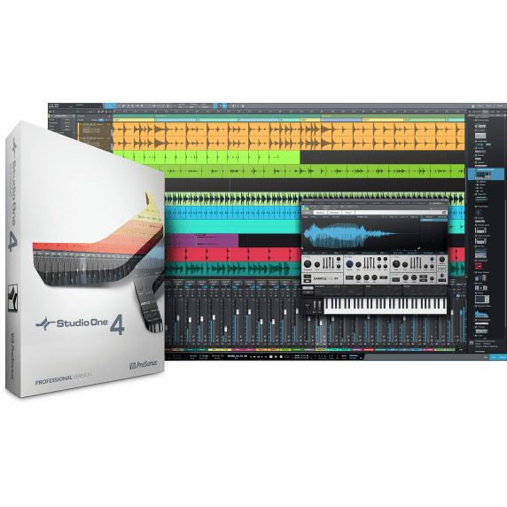PreSonus Studio One 4 1 Professional (Serial Download)