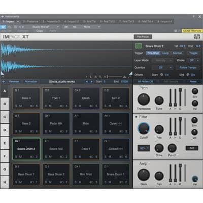 download impact studio one