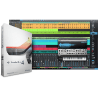 PreSonus Studio One 4 Professional (Serial Download)