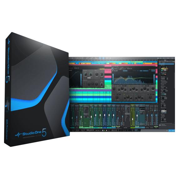 PreSonus Studio One 5 Professional (Serial Download)