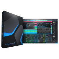 PreSonus Studio One V5 Pro UPGRADE From Pro 2-4 EDUCATIONAL (Serial Download)