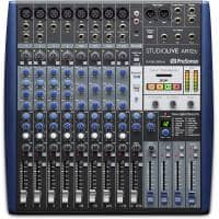 Presonus StudioLive AR12C 12-channel USB-C Compatible Audio Interface