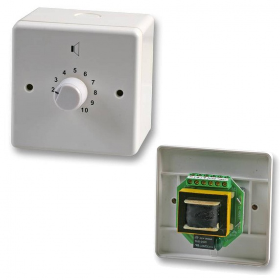 Pro Signal 50W 100V Line Volume Control