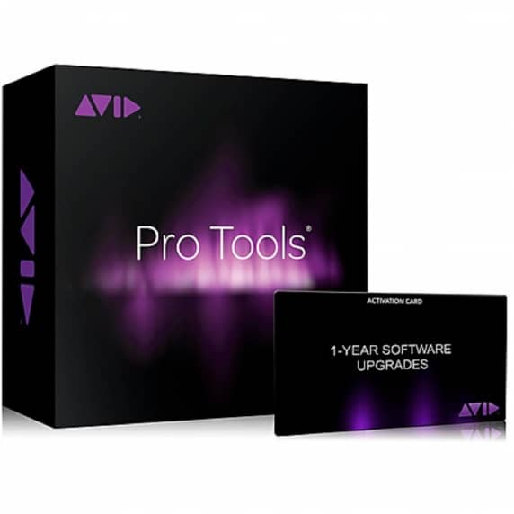 Pro Tools 2018 12 Perpetual License with Annual Upgrade Plan (Serial  Download)