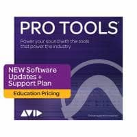 Avid Pro Tools 2020 Upgrade & Support NEW Renewal 1-Year EDU (Serial Download)