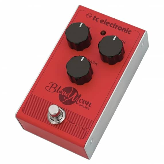 TC Electronic Blood Moon Phaser Guitar Pedal