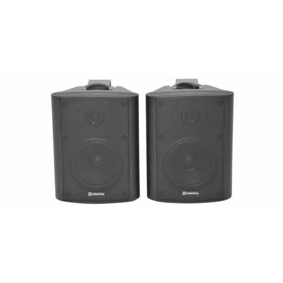 "Adastra BC4-B 4"" Black Stereo Wall Speakers 70W / 8 Ohm"