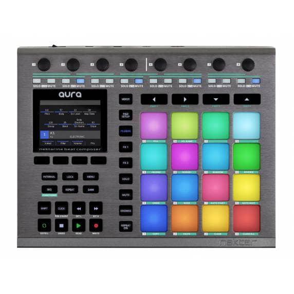 Nektar Aura Beat Composer Premium Drum Controller