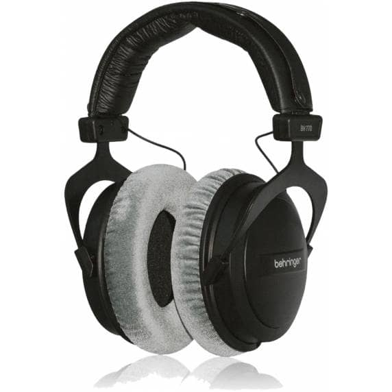 Behringer BH 770 Closed Back Headphones with Extended Bass Response