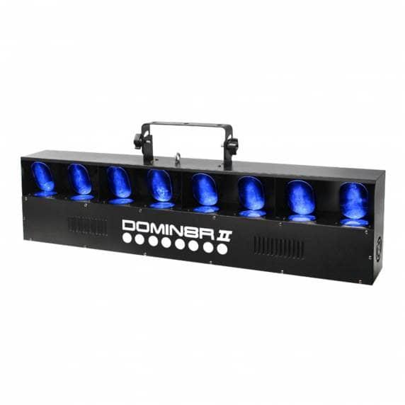 Equinox Domin8R II LED Scanning Lighting Disco Effect