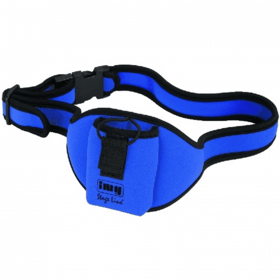 IMG Stageline Blue Waistband Bag - TXS-10BELT