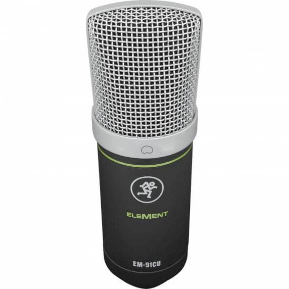 Mackie EleMent EM-91CU USB Condenser Microphone