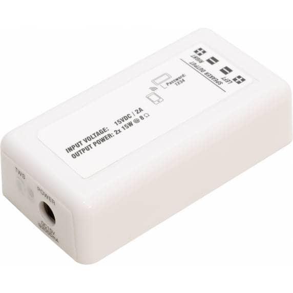 E-Audio Bluetooth 5.0 Stereo Amplifier - Alexa Compatible