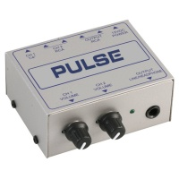 Pulse 2CH Compact Line Mixer with Headphone Output (Minimix - Linemix2s)