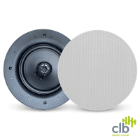 2x CLB Audio CS40 Premium Ceiling Speaker | 40W RMS, 8 Ohm