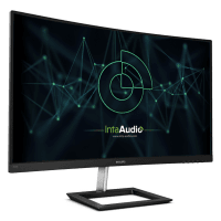 Inta Audio 32 Inch Curved Widescreen TFT Monitor