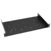 Adam Hall 1U 19 inch Rack Cradle / Shelf