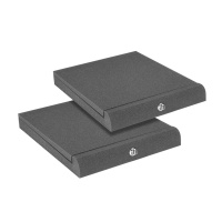 "Adam Hall XL Monitor Isolation Pads for 8"" Studio Monitors (MOPAD XL Alternative)"