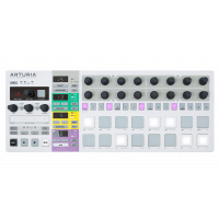 Arturia BeatStep Pro - The Ultimate Sequencer - White