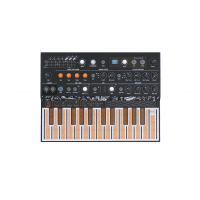 Arturia Microfreak Experimental Hybrid Synth - Black