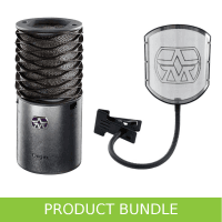Aston Microphones Aston Origin Condenser Mic with Aston Shield-GN Pop Filter