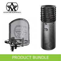 Aston Microphones Aston Spirit With Aston SwiftShield Bundle