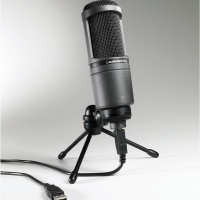 Audio Technica AT2020 USB+ USB Microphone - B Stock