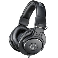 Audio Technica Audio-Technica ATH-M30X Professional Headphones - Black