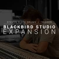 Steven Slate Drums Blackbird Studio Expansion for TRIGGER 2 (Serial Download)
