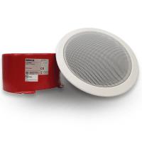 Bosch Ceiling Speaker with Firedome 6W, 100V Line