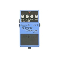 BOSS CH-1 Super Chorus Electric Guitar Effects Pedal