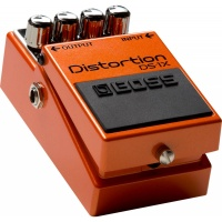 BOSS DS-1X Distortion Pedal with Premium Tone