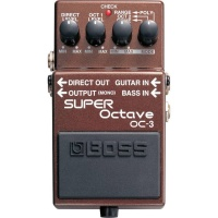 BOSS OC-3 Super Octave Electric Guitar Effects Pedal