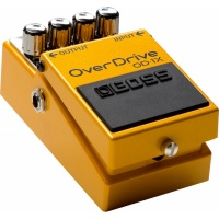BOSS OD-1X Electric Guitar Distortion Pedal - EX DEMO
