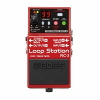 BOSS RC3 Loop Station Pedal - B Stock