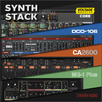 Cherry Audio CA Plugins Synth Stack (Serial Download)