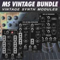 Cherry Audio MS Vintage Bundle for VM (Serial Download)