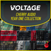 Cherry Audio Voltage Modular Year One Collection (Serial Download)