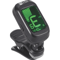 Electro-Harmonix Clip-on Tuner for Guitar, Bass, Violin & Ukulele