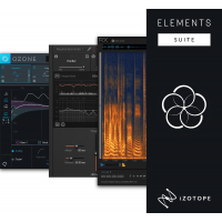Izotope Elements Suite Bundle (Serial Download)