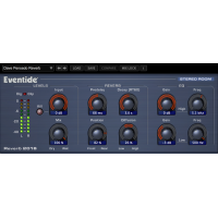 Eventide 2016 Stereo Room Reverb Plug-in (Serial Download)