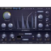 FabFilter Pro-G - Gate/Expander (Serial Download)