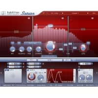 FabFilter Saturn - Multi-band Saturation (Serial Download)