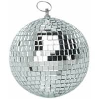 FX LAB FXLab Silver Mirror Ball